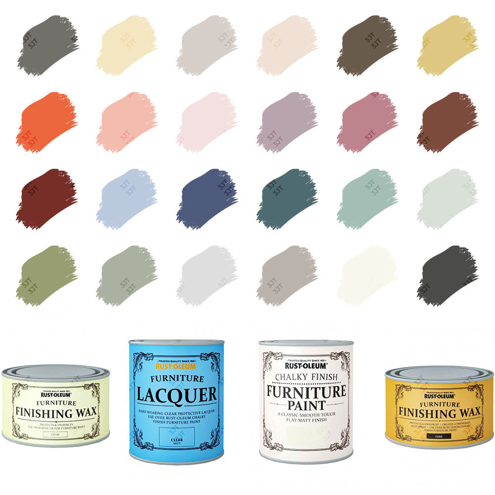 Best ideas about Rustoleum Chalk Paint Colors . Save or Pin Rust Oleum Chalky Chalk Furniture Paint Matt Finishing Wax Now.