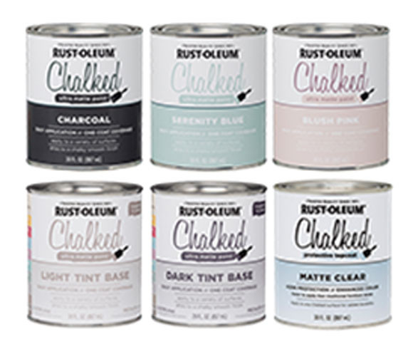 Best ideas about Rustoleum Chalk Paint Colors . Save or Pin Rust Oleum's New Chalked Ultra Matte Now.