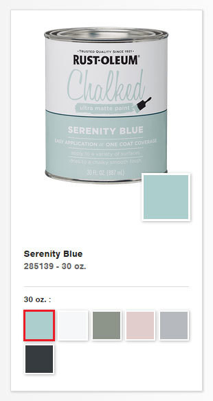 Best ideas about Rustoleum Chalked Paint Colors . Save or Pin Ana White Now.