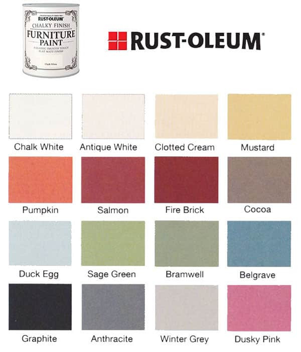 Best ideas about Rustoleum Chalked Paint Colors . Save or Pin Best 6 chalk paint brands in 2019 AWESOME Сompare and Review Now.