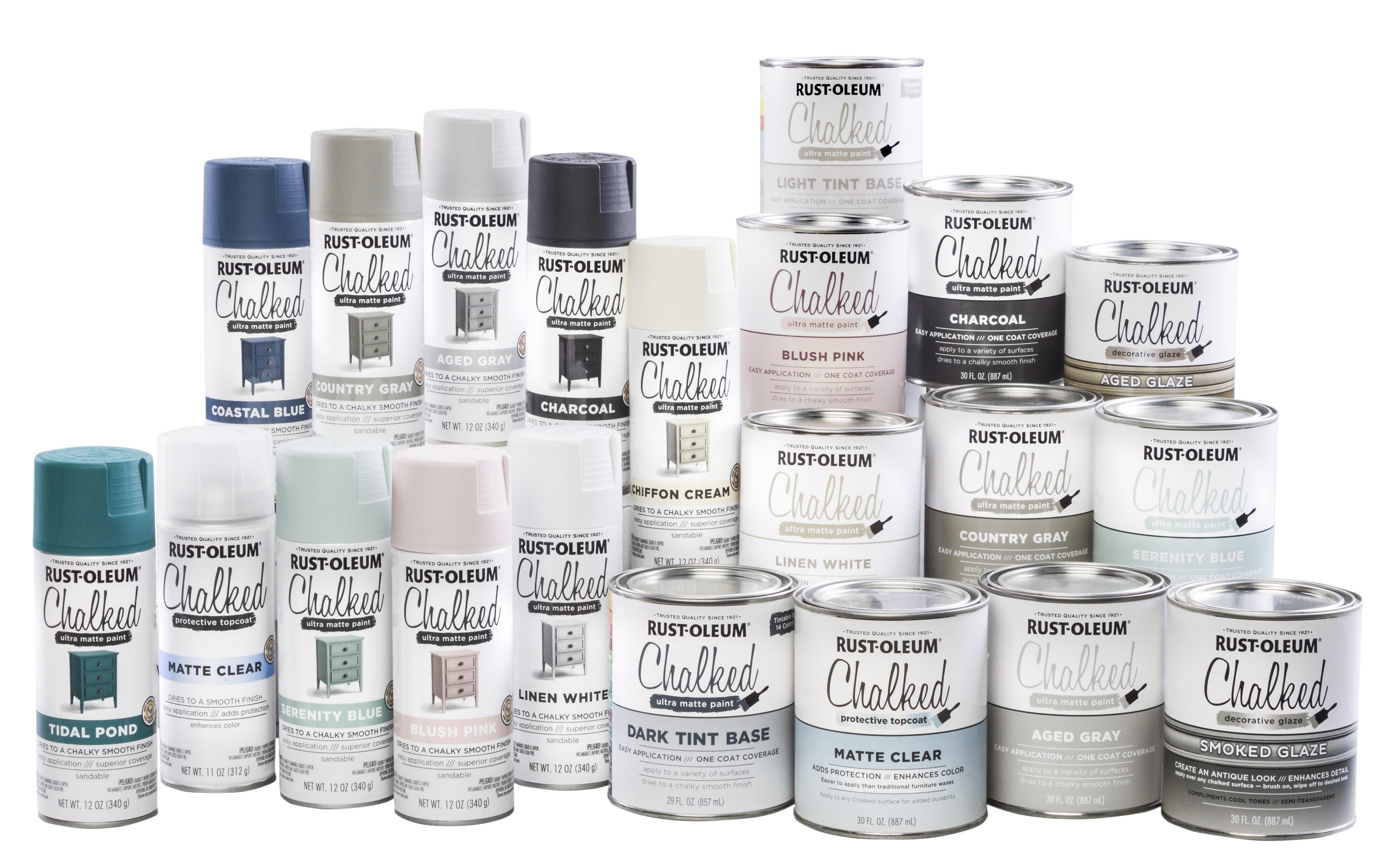 Best ideas about Rustoleum Chalked Paint Colors . Save or Pin Rust Oleum Ultra Matte Interior Chalked Paint 30 oz Now.