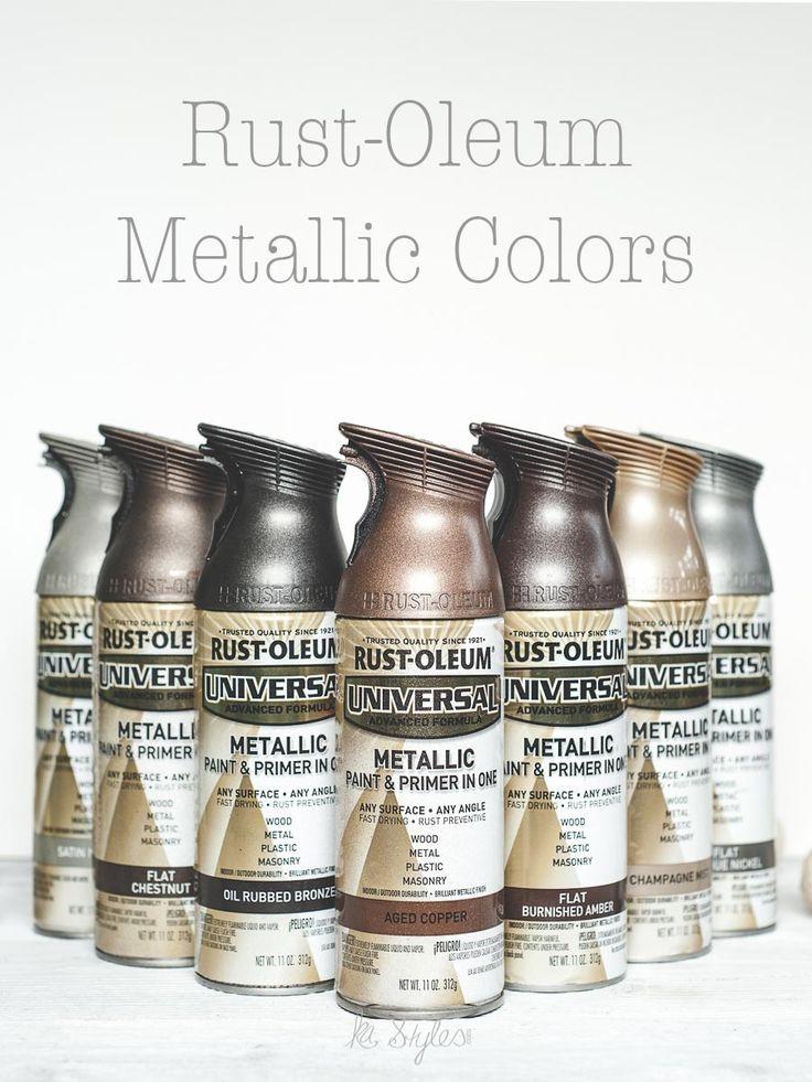 Best ideas about Rustoleum Spray Paint Colors . Save or Pin Best 10 Rustoleum spray paint colors ideas on Pinterest Now.