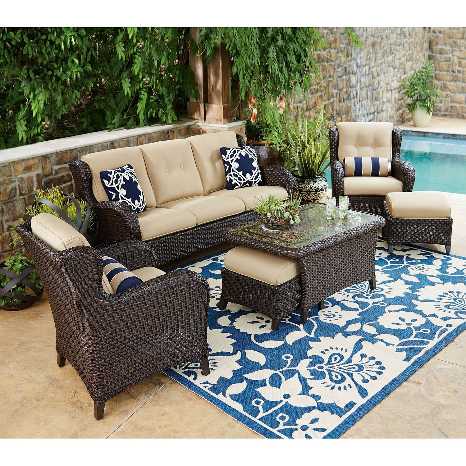 Best ideas about Sams Patio Furniture . Save or Pin 2019 Best of Sam s Club Outdoor Chaise Lounge Chairs Now.