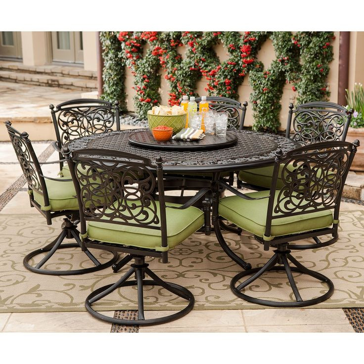 Best ideas about Sams Patio Furniture . Save or Pin Renaissance Outdoor Patio Dining Set 9 pc Sam s Club Now.