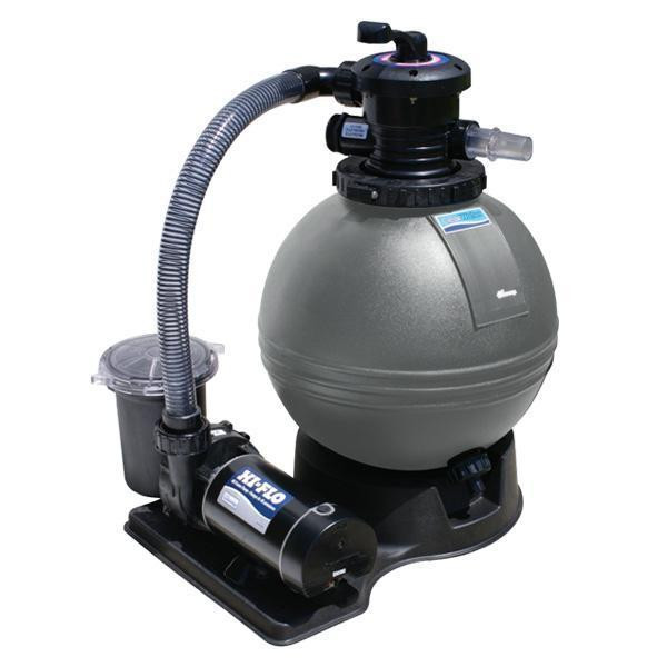 Best ideas about Sand Filter For Above Ground Pool . Save or Pin Waterway ClearWater 19in Sand Filter Ground Pool Now.