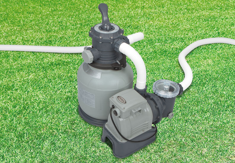 Best ideas about Sand Filter For Above Ground Pool . Save or Pin Intex Krystal Clear 2100 GPH Ground Easy Set Pool Now.