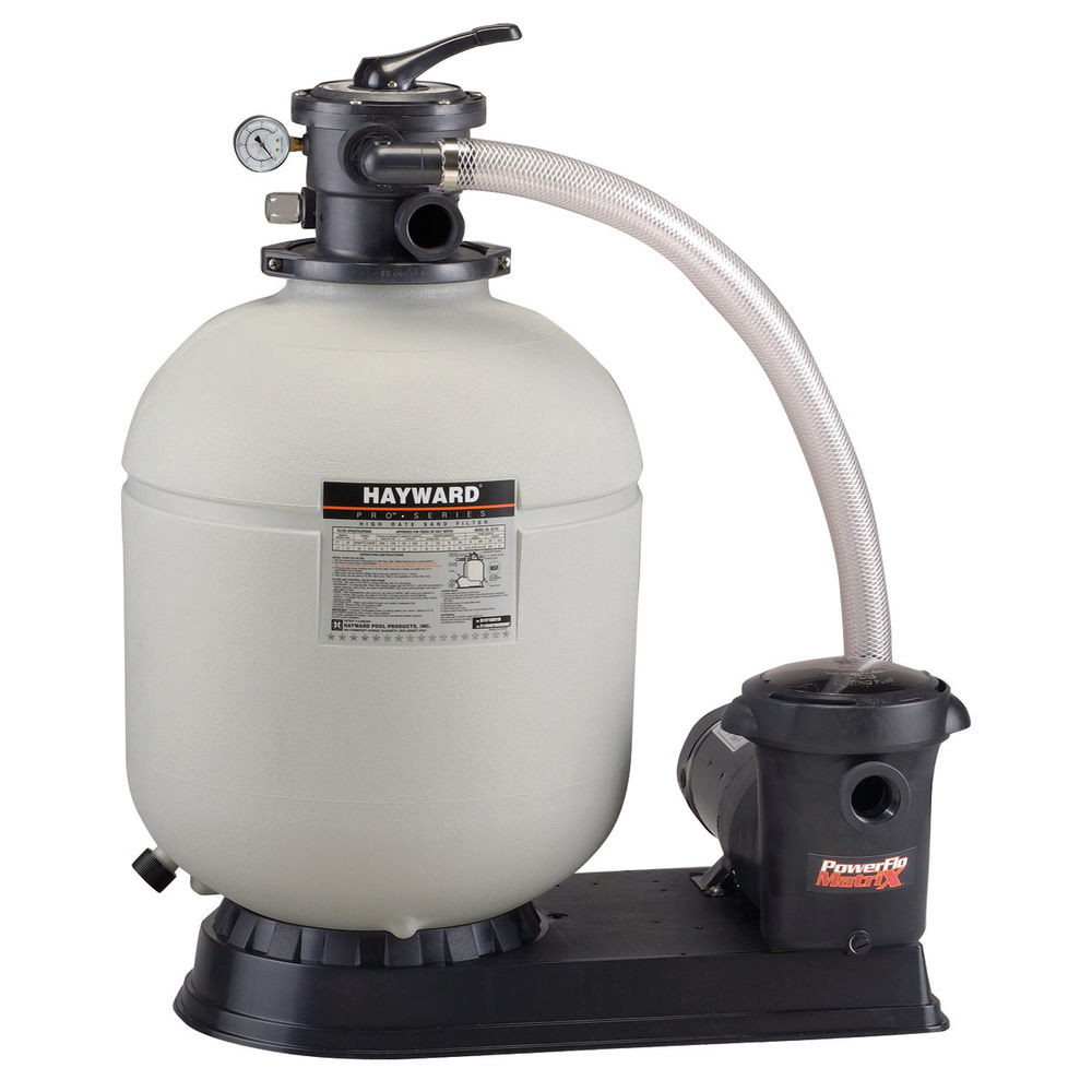 Best ideas about Sand Filter For Above Ground Pool . Save or Pin Hayward Pro Series Ground Pool Sand Filter System Now.