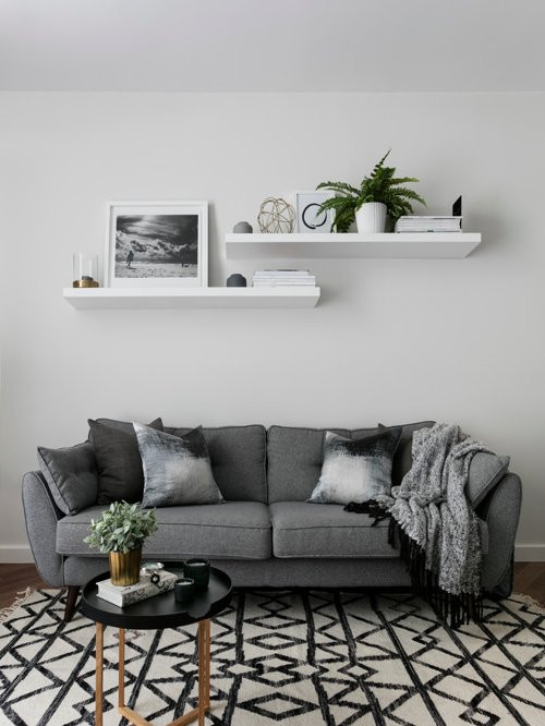 Best ideas about Scandinavian Living Room . Save or Pin Scandinavian Living Room Design Ideas Remodels & s Now.