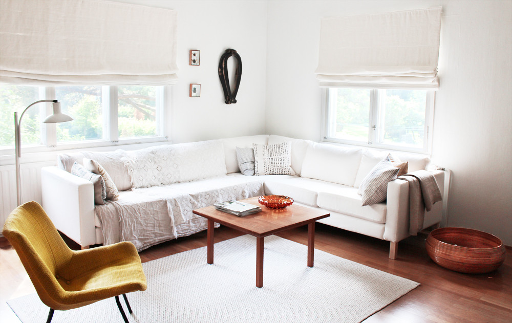 Best ideas about Scandinavian Living Room . Save or Pin House tour relaxed vintage style in the Finnish Now.
