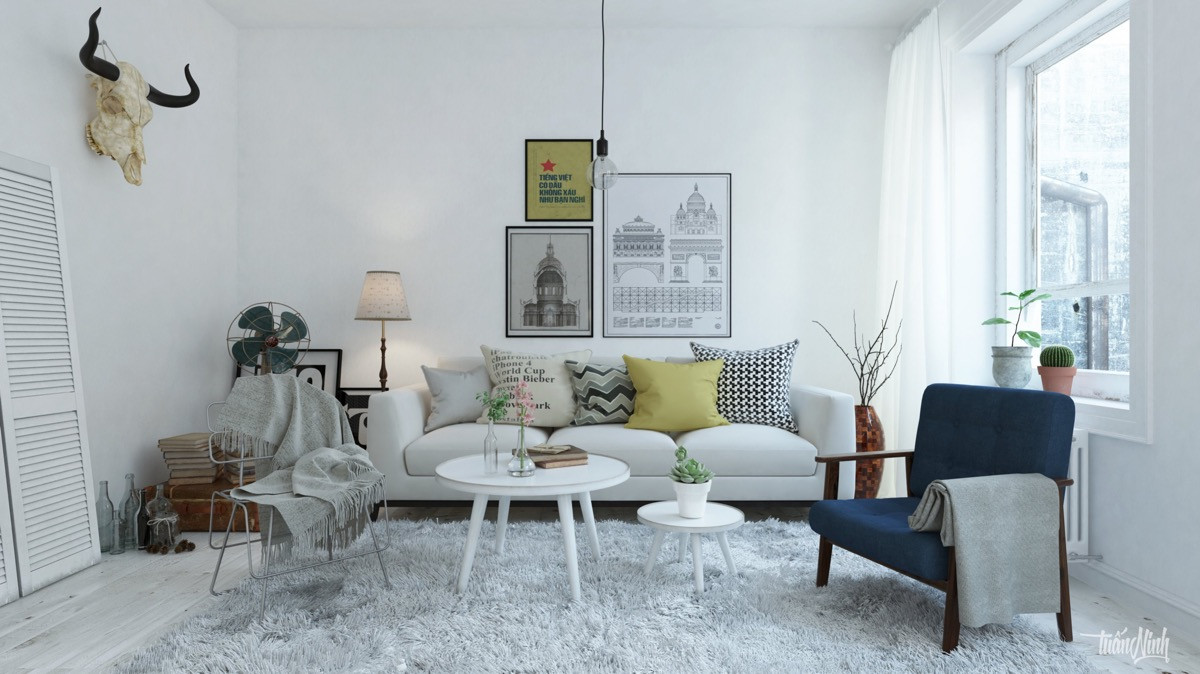Best ideas about Scandinavian Living Room . Save or Pin Scandinavian Living Room Design Ideas & Inspiration Now.