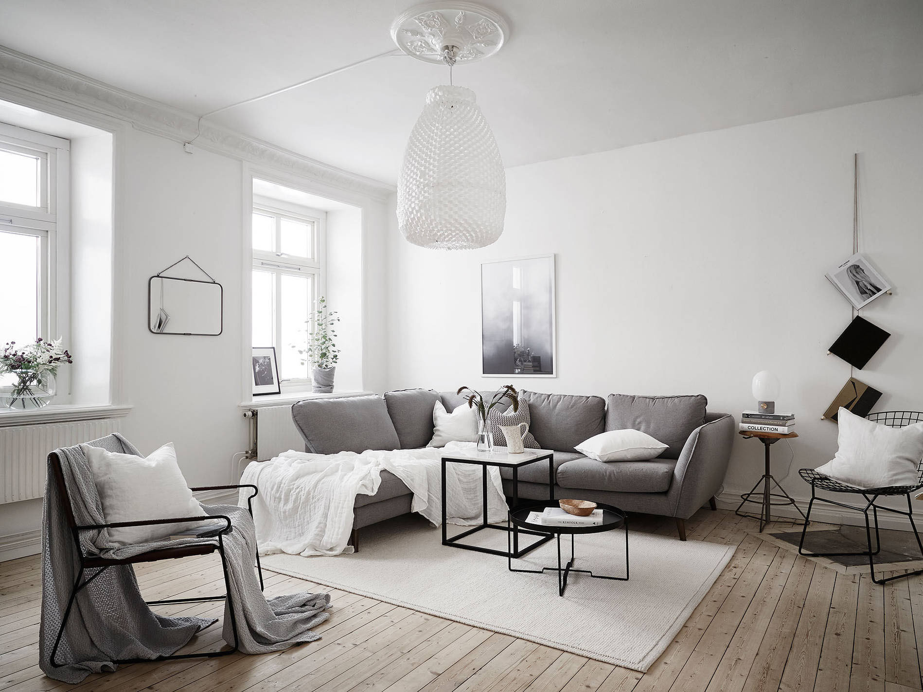 Best ideas about Scandinavian Living Room . Save or Pin Top 10 Tips for Adding Scandinavian Style to Your Home Now.
