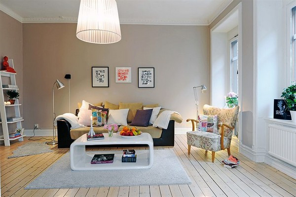 Best ideas about Scandinavian Living Room . Save or Pin Decorating with a Modern Scandinavian Influence Now.