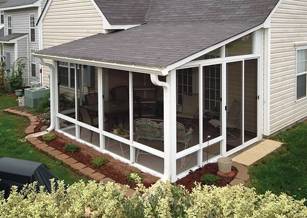 Best ideas about Screen In Patio . Save or Pin Screen Rooms Screened in Room Screened Patios Now.