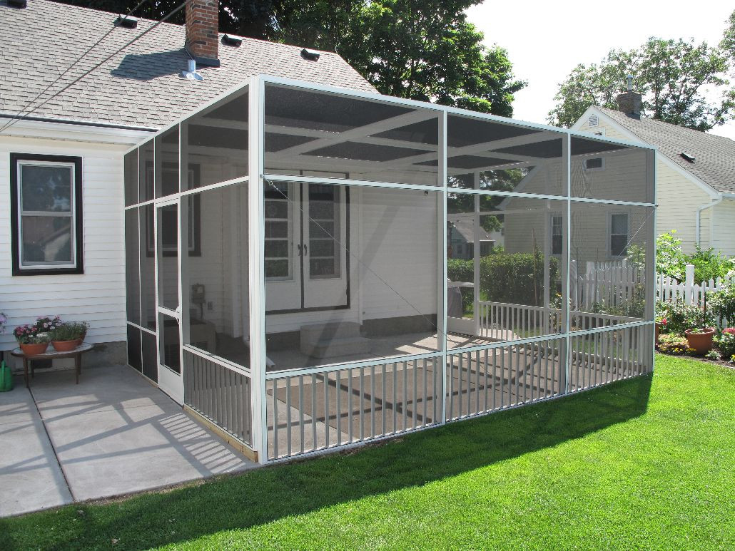 Best ideas about Screen In Patio . Save or Pin Screen Repair Replacement Clifton Park Glass and Mirrors Now.