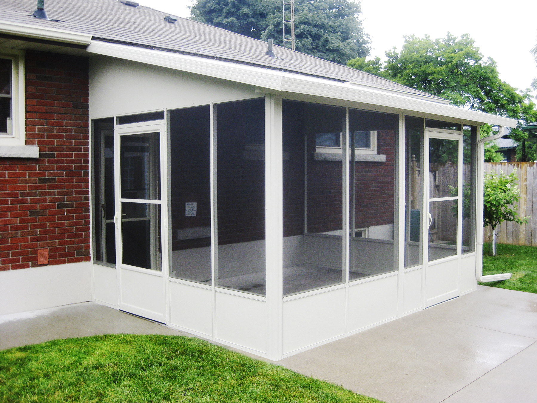 Best ideas about Screen In Patio . Save or Pin Screen Rooms & Enclosures Chicago IL and Suburbs Now.