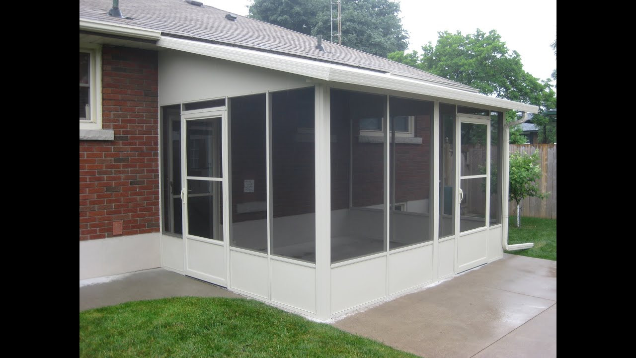 Best ideas about Screen In Patio . Save or Pin An Awesome Way to Bug proof Your Patio VISTA Screen Now.