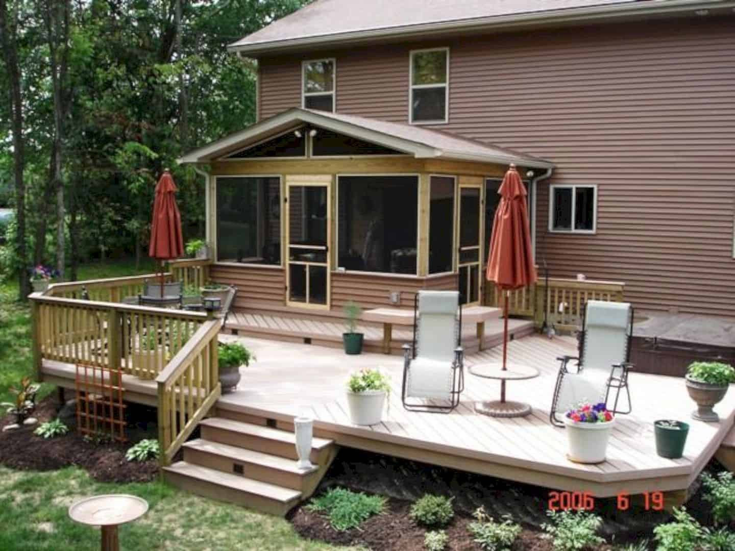 Best ideas about Screen In Patio . Save or Pin 8 Ways To Have More Appealing Screened Porch Deck Now.