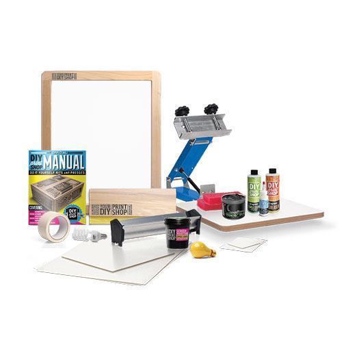 Best ideas about Screen Printing Kit DIY . Save or Pin DIY PRINT SHOP Original T Shirt Screen Printing Kit Now.