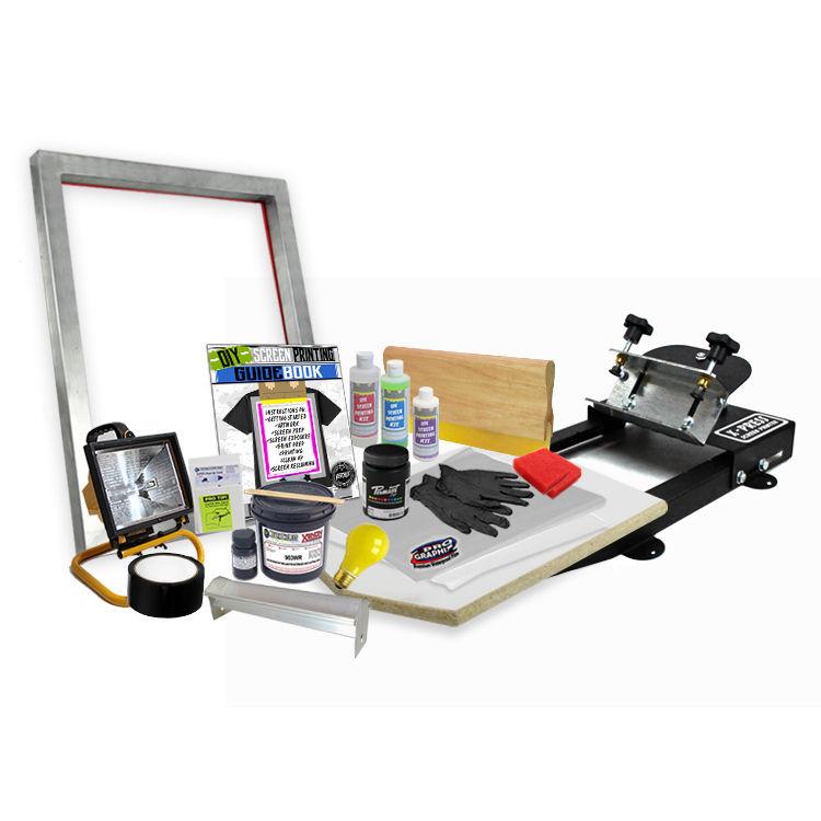 Best ideas about Screen Printing Kit DIY . Save or Pin DIY X Press© Screen Printing Starter Beginner Kit 11 2 Now.