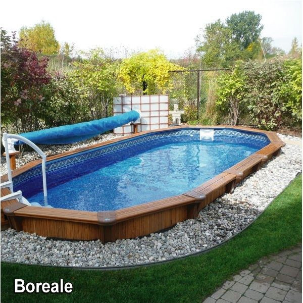 Best ideas about Semi Inground Pool With Deck . Save or Pin Best 25 Semi inground pools ideas on Pinterest Now.