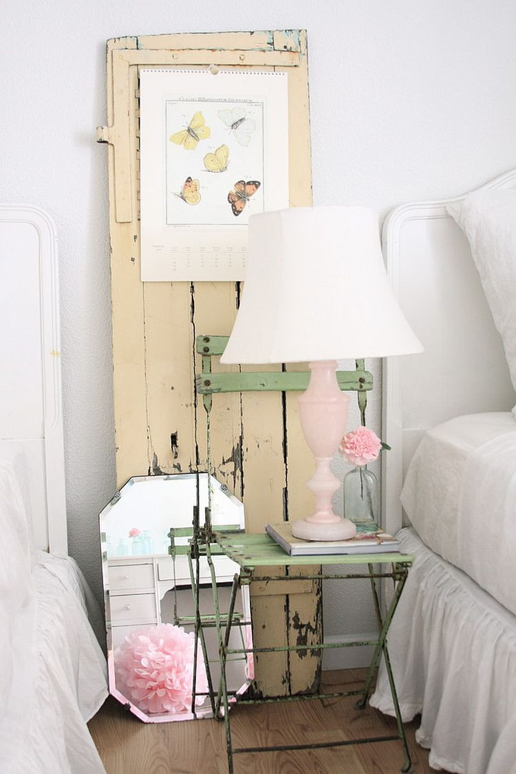 Best ideas about Shabby Chic Art . Save or Pin 50 Delightfully Stylish and Soothing Shabby Chic Bedrooms Now.