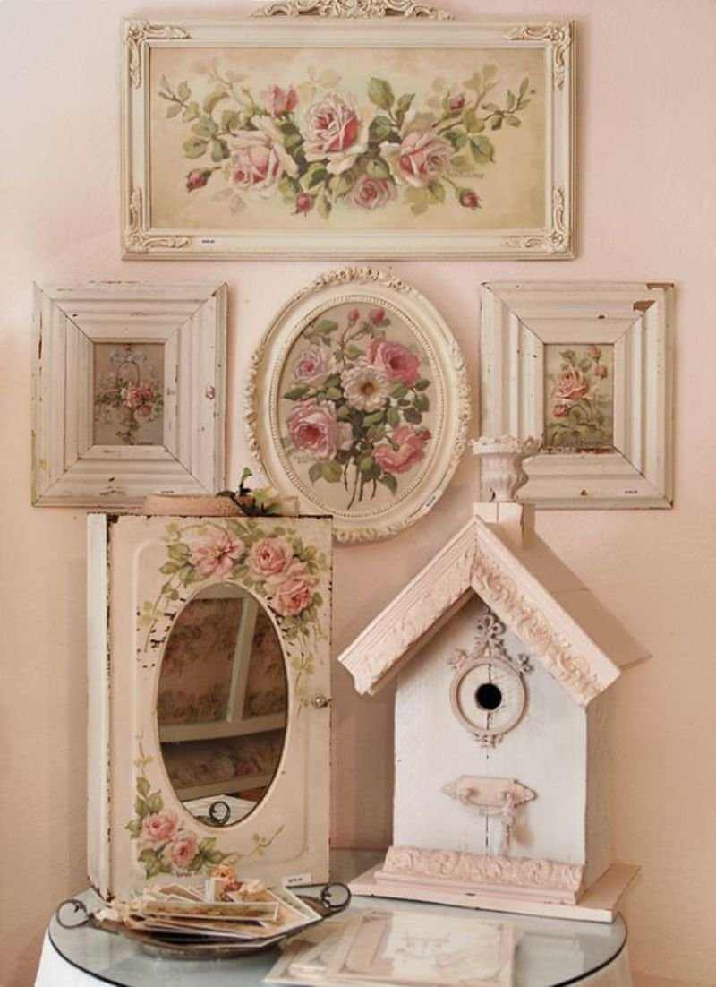 Best ideas about Shabby Chic Art . Save or Pin 35 Best Shabby Chic Bedroom Design and Decor Ideas for 2019 Now.