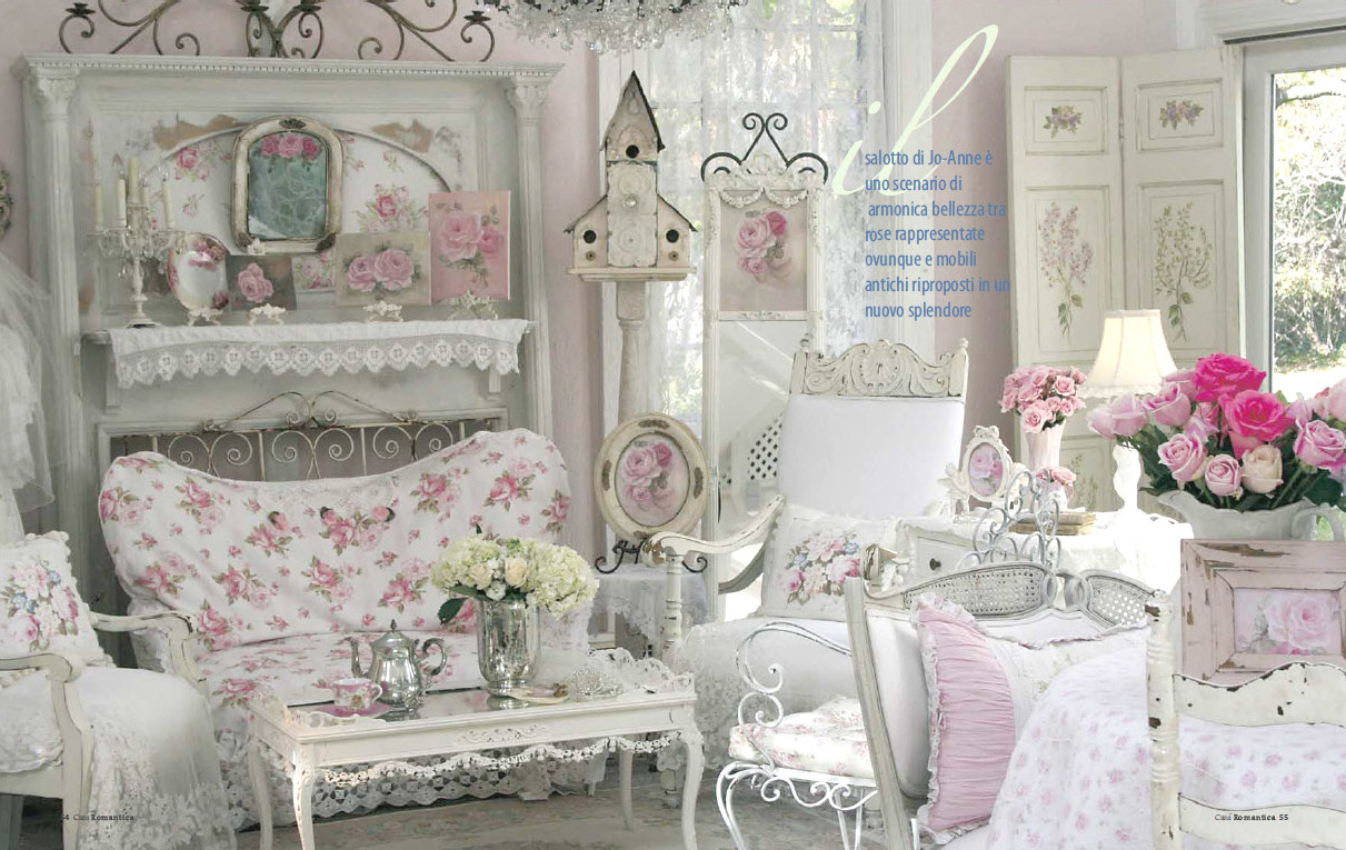 Best ideas about Shabby Chic Art . Save or Pin 37 Dream Shabby Chic Living Room Designs Decoholic Now.