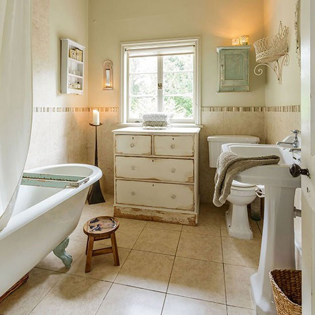 Best ideas about Shabby Chic Bathroom Accesories . Save or Pin Shabby Chic Decor Ideas DIY Projects Craft Ideas & How To Now.