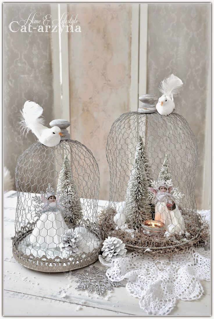 Best ideas about Shabby Chic Christmas . Save or Pin 17 Best ideas about Shabby Chic Christmas on Pinterest Now.