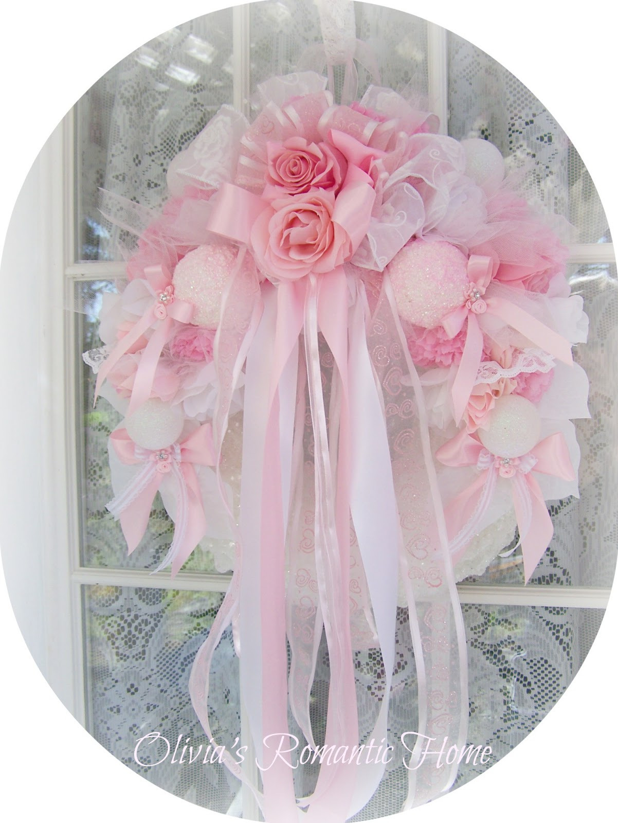 Best ideas about Shabby Chic Christmas . Save or Pin Olivia s Romantic Home Shabby Chic Christmas Now.