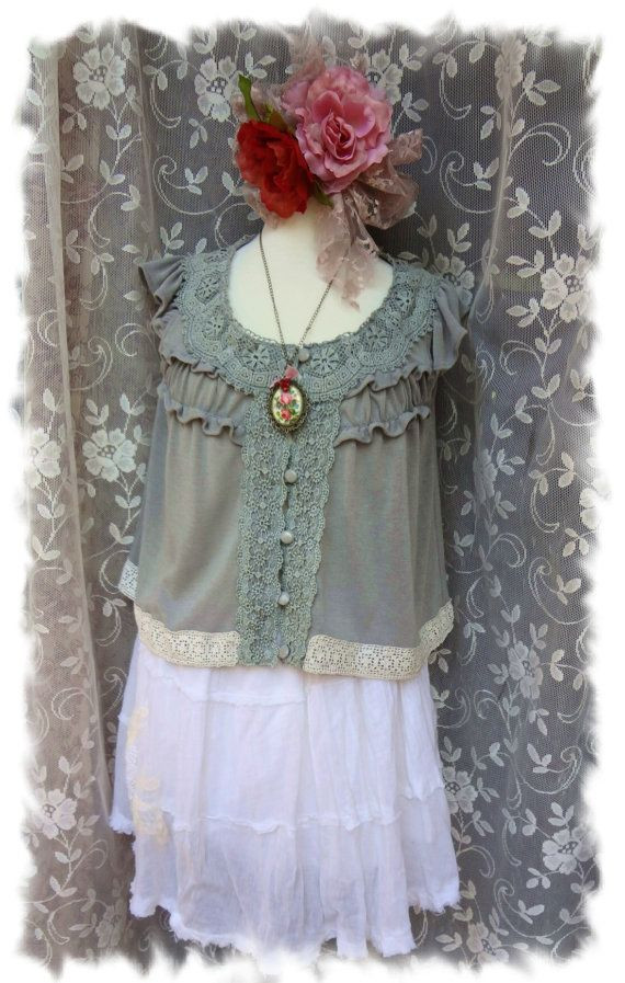 Best ideas about Shabby Chic Clothing . Save or Pin 88 best images about Shabby chic clothing on Pinterest Now.