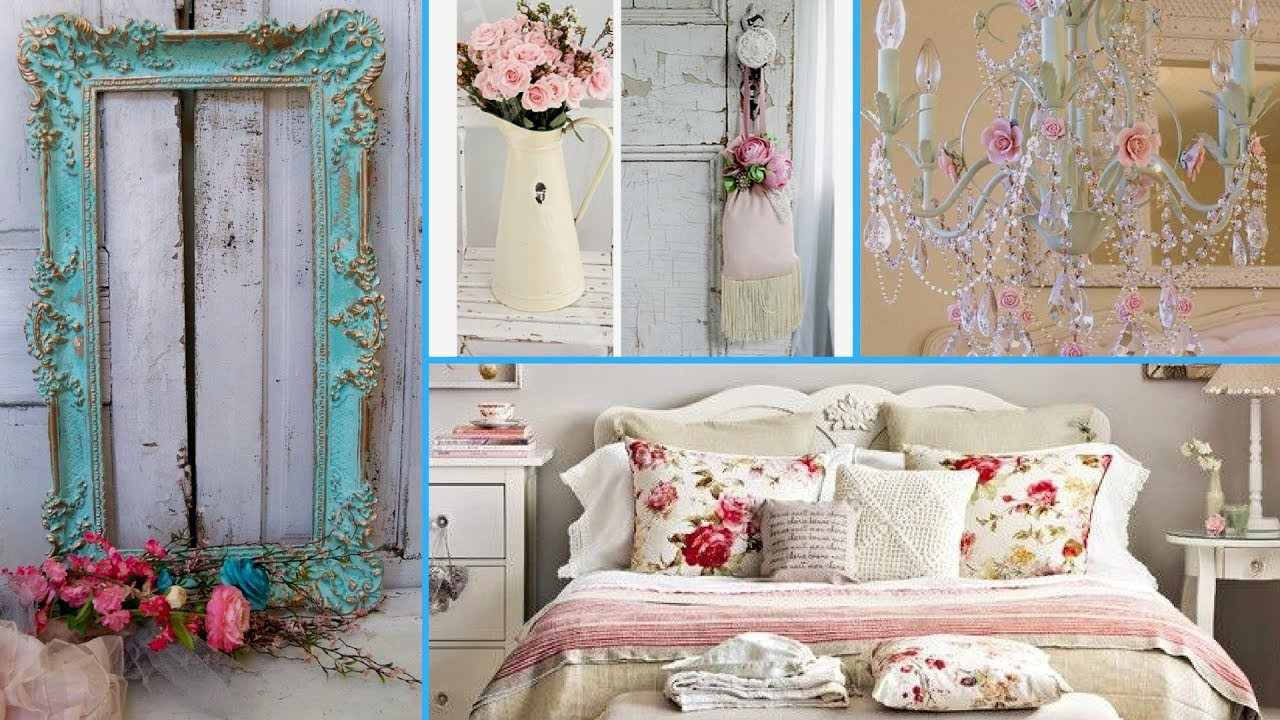 Best ideas about Shabby Chic Design . Save or Pin How to DIY shabby chic bedroom decor ideas 2017 Now.