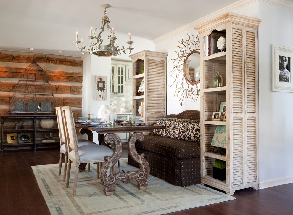 Best ideas about Shabby Chic Design . Save or Pin 25 Shabby Chic Dining Room Designs Decorating Ideas Now.