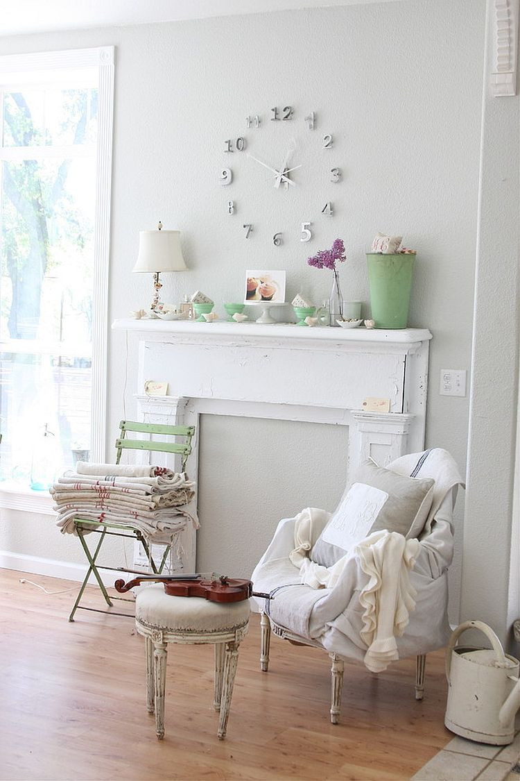 Best ideas about Shabby Chic Design . Save or Pin 50 Resourceful and Classy Shabby Chic Living Rooms Now.