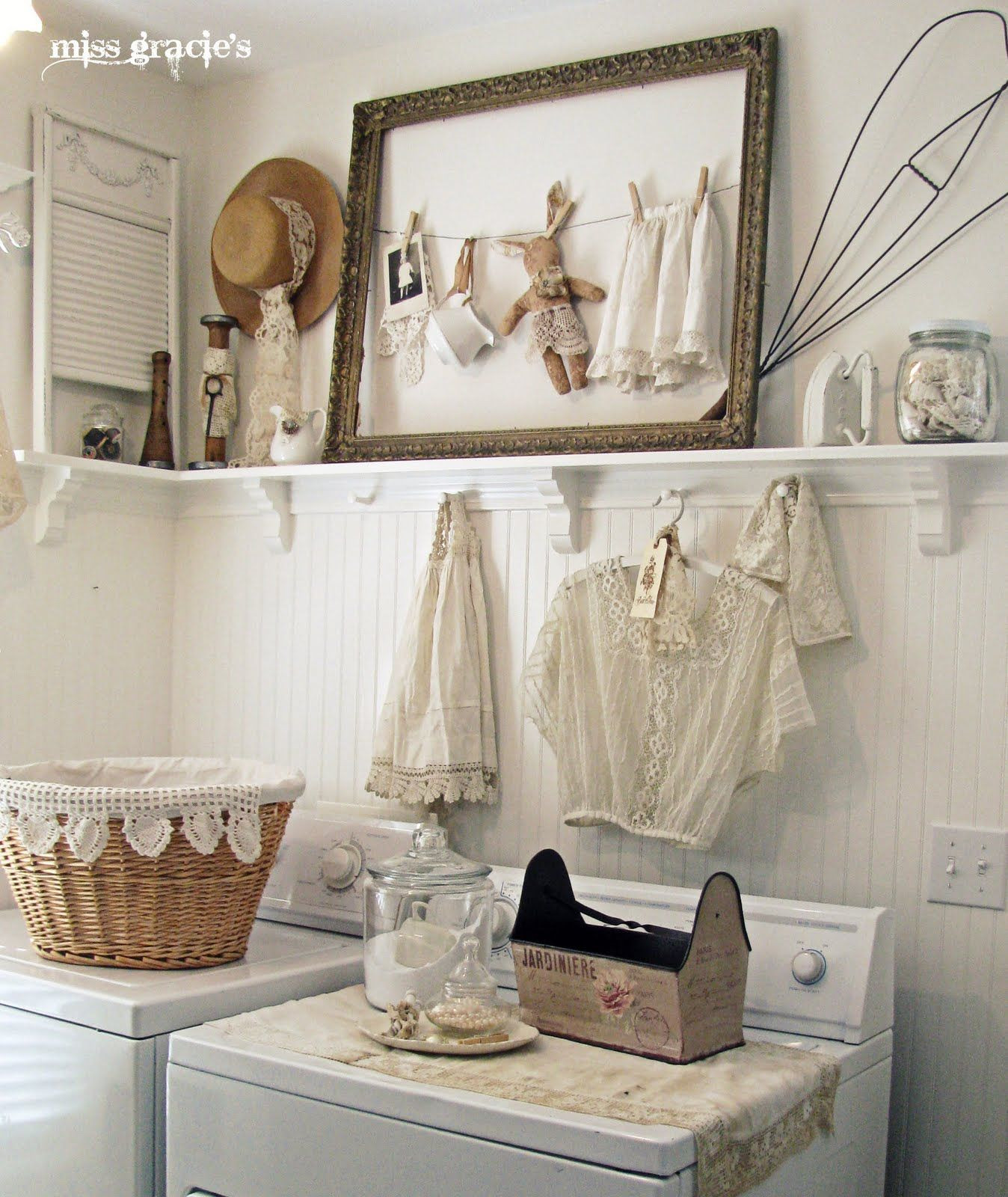 Best ideas about Shabby Chic Design . Save or Pin 52 Ways Incorporate Shabby Chic Style into Every Room in Now.