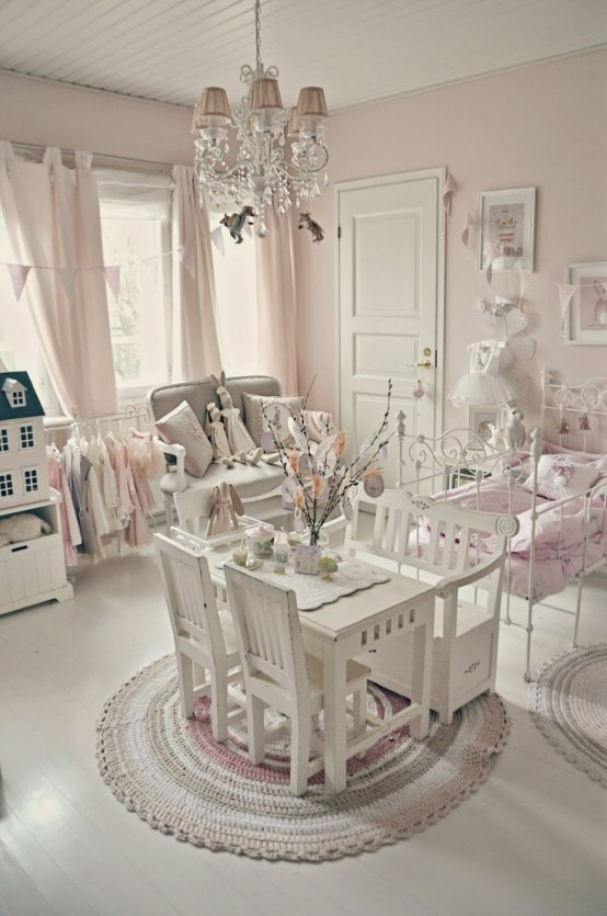 Best ideas about Shabby Chic Design . Save or Pin 85 Cool Shabby Chic Decorating Ideas Shelterness Now.