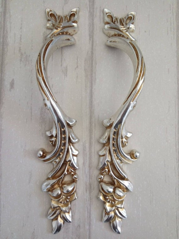 Best ideas about Shabby Chic Drawer Pull . Save or Pin 3 0 3 75 Shabby Chic Dresser Pulls Drawer Pull Now.