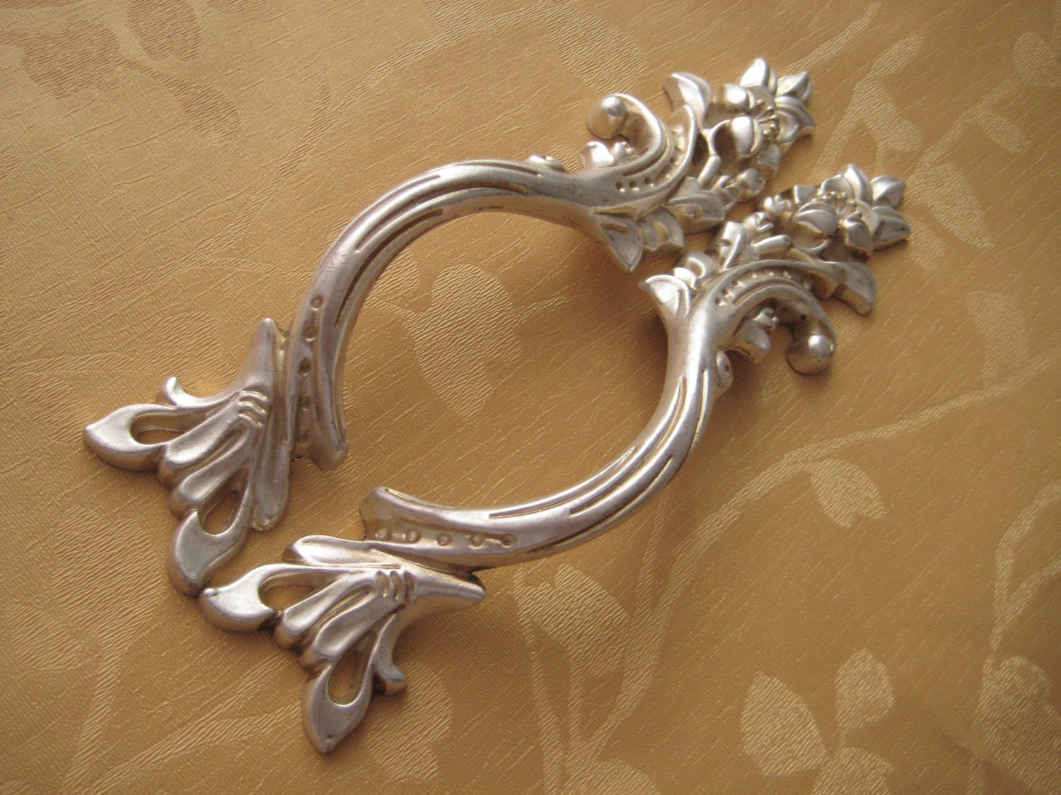 Best ideas about Shabby Chic Drawer Pull . Save or Pin Shabby Chic Dresser Pulls Drawer Pull Handles Bail Pulls Now.