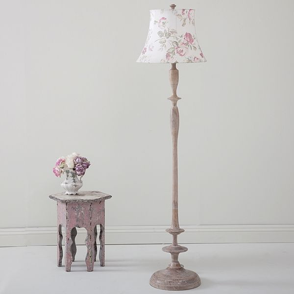 Best ideas about Shabby Chic Floor Lamp . Save or Pin 13 best images about Shabby chic floor lamps on Pinterest Now.