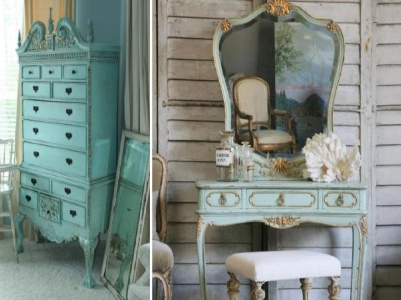 Best ideas about Shabby Chic Furniture Ideas . Save or Pin Shabby chic white bedroom shabby chic painted furniture Now.