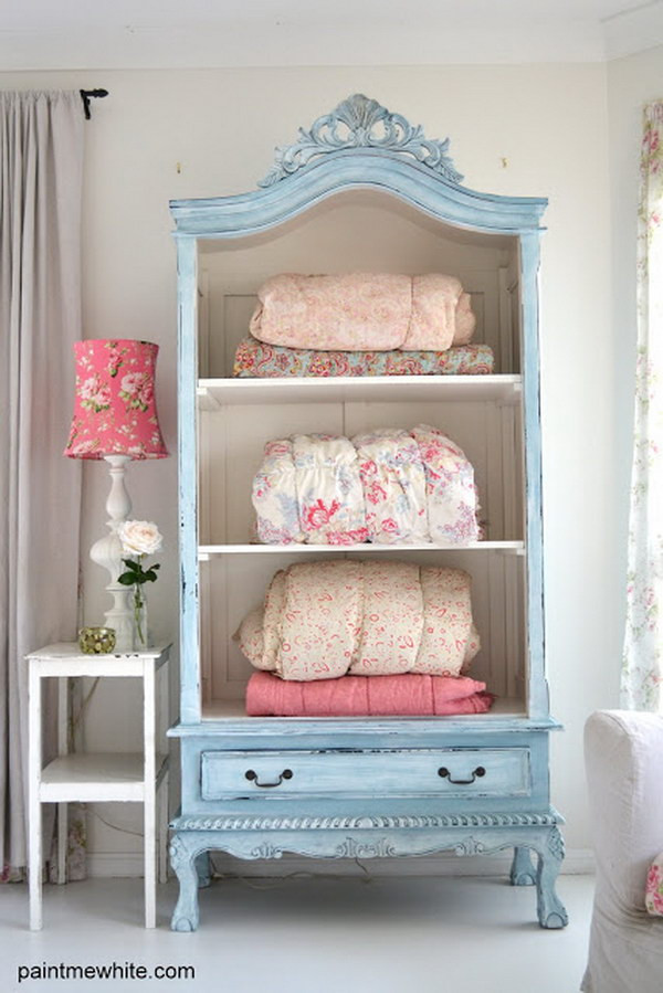 Best ideas about Shabby Chic Furniture Ideas . Save or Pin Fantistic DIY Shabby Chic Furniture Ideas & Tutorials Hative Now.