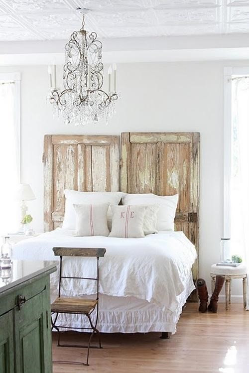 Best ideas about Shabby Chic Headboard . Save or Pin 8 Great Ideas For Creating A Shabby Chic Bedroom Rustic Now.
