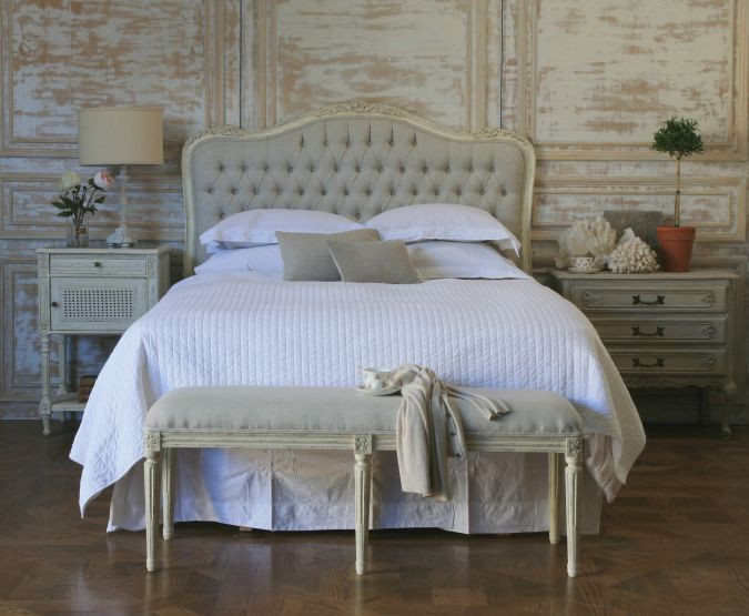 Best ideas about Shabby Chic Headboard . Save or Pin shabby chic headboards Now.