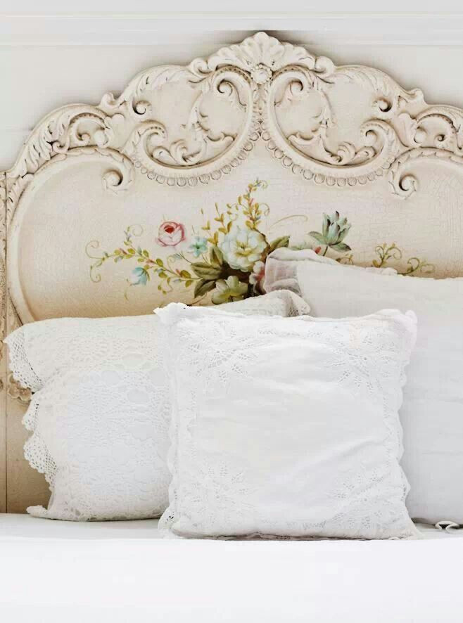 Best ideas about Shabby Chic Headboard . Save or Pin Headboard Shabby chic Now.