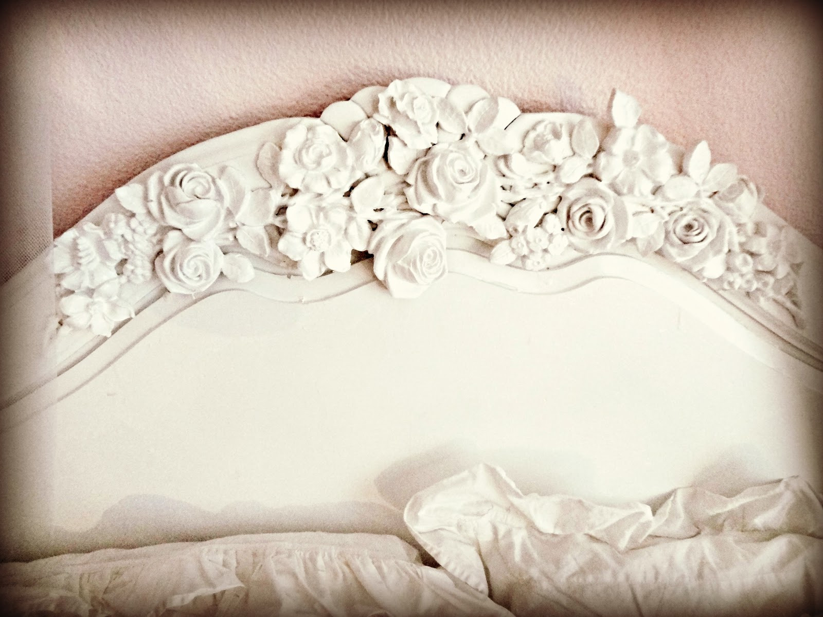 Best ideas about Shabby Chic Headboard . Save or Pin Not So Shabby Shabby Chic Shabby Chic style headboard Now.