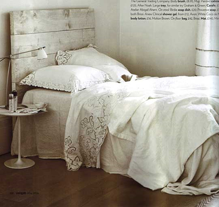Best ideas about Shabby Chic Headboard . Save or Pin DeCata Designs Design Style Elements of a Shabby Chic Now.