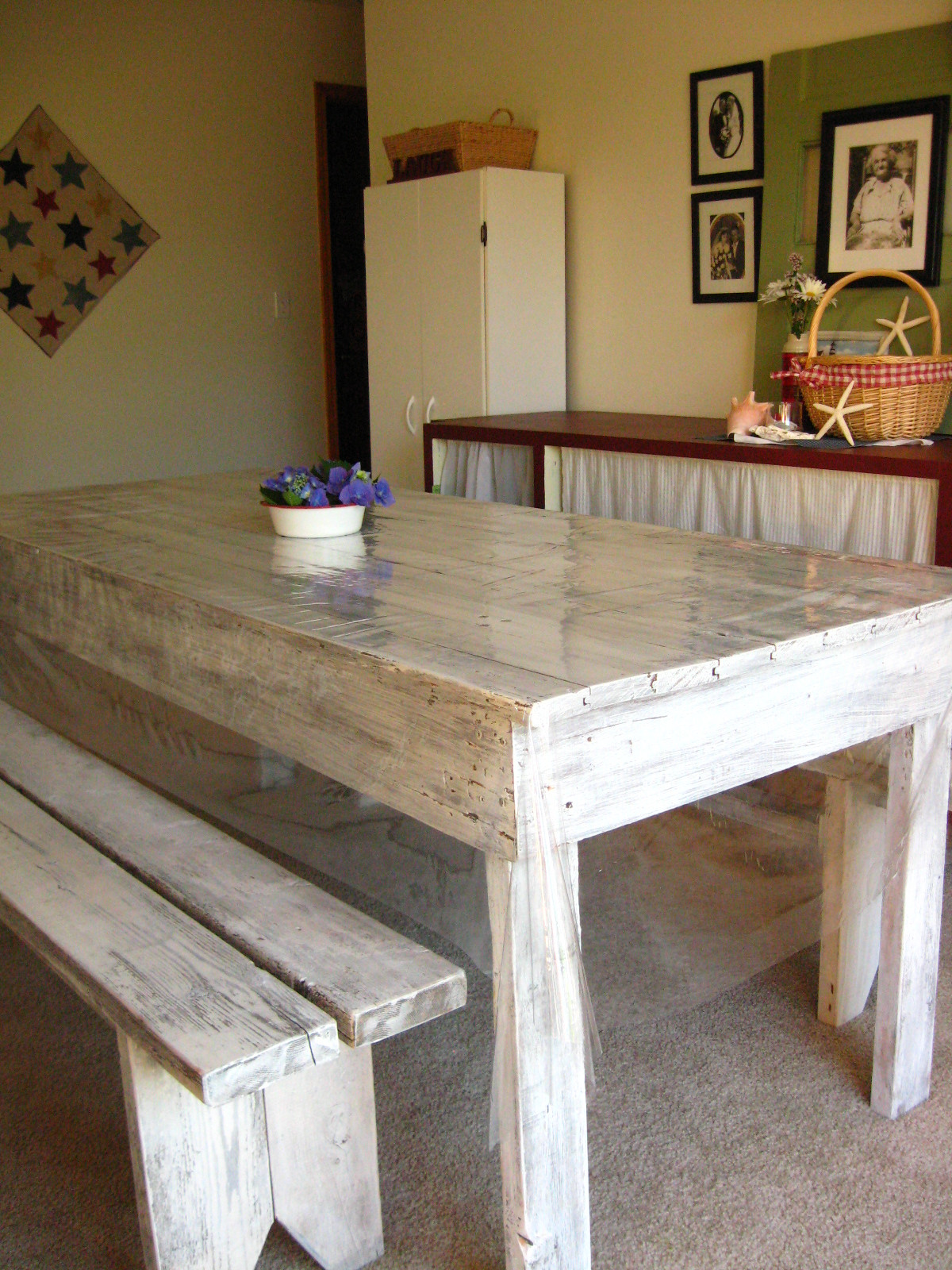 Best ideas about Shabby Chic Kitchen Table . Save or Pin Top 28 Shabby Chic Kitchen Tables drop leaf kitchen Now.