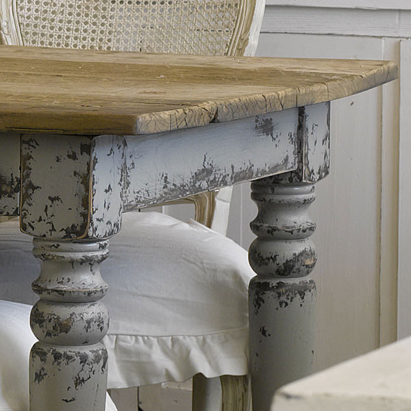 Best ideas about Shabby Chic Kitchen Table . Save or Pin Shabby Chic Furniture Finishing Now.