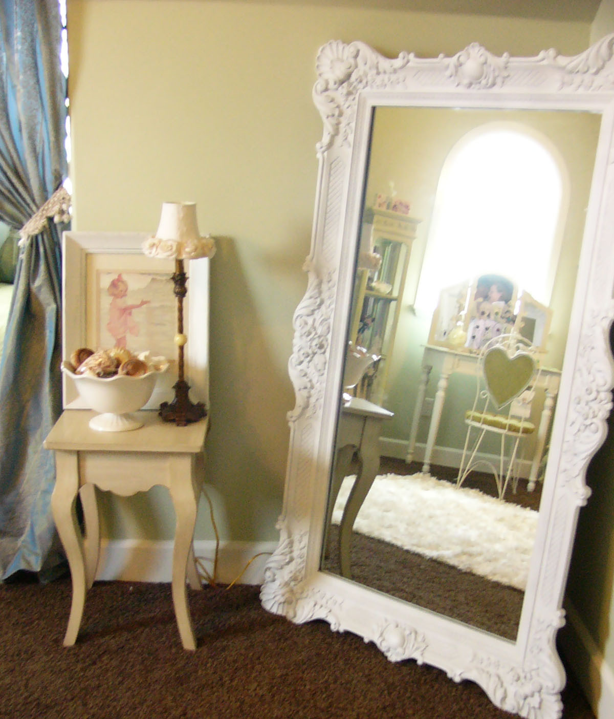 Best ideas about Shabby Chic Mirror . Save or Pin Mirror Mirror The Wall… Now.