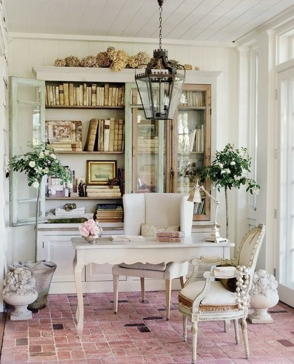 Best ideas about Shabby Chic Style . Save or Pin 52 Ways Incorporate Shabby Chic Style into Every Room in Now.